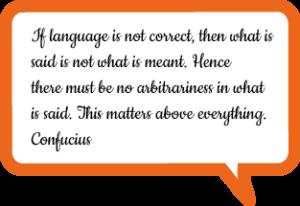 Quote Confucius