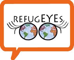 Logo Refugeeyes