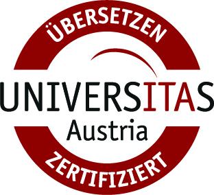 Universitas-zertifiziertes Mitglied für Übersetzen